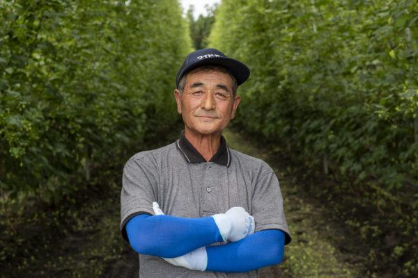 ホップは永遠のロマン【ホップ農家・土田さん】